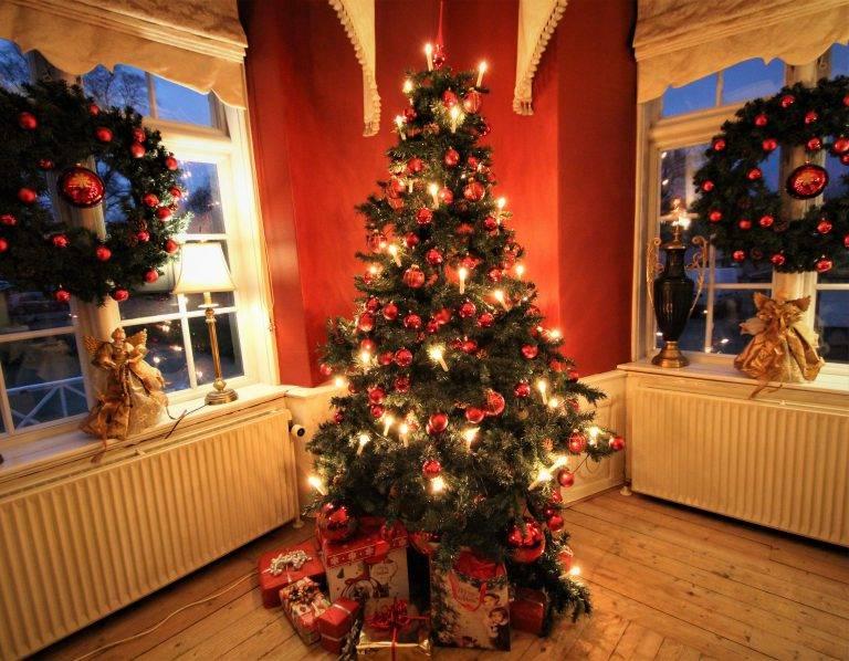 Hvedholm Slot Jul