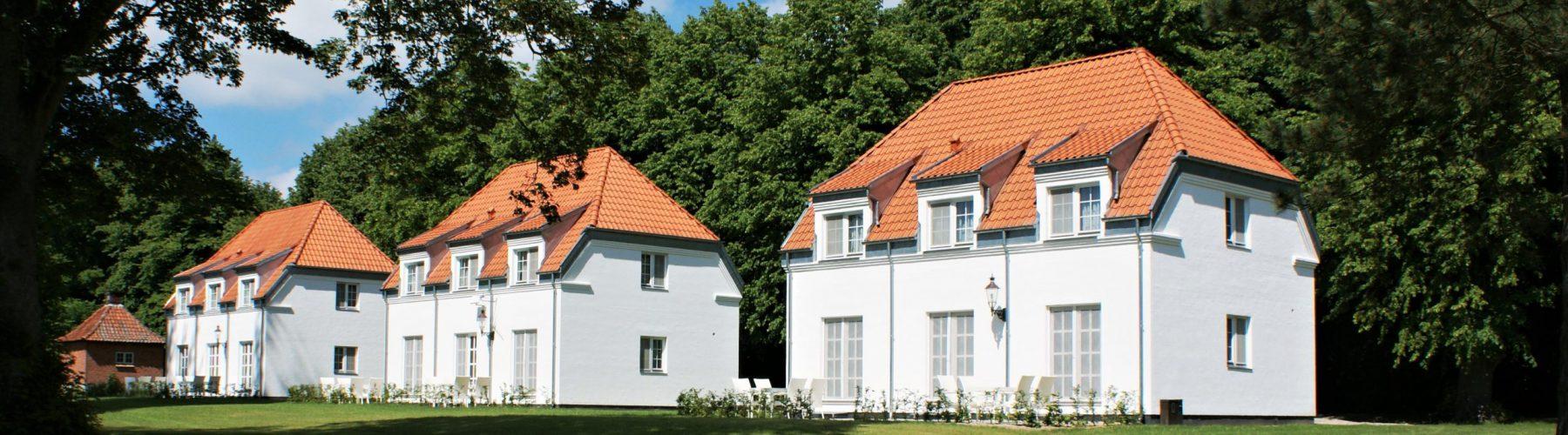 Hvedholm Slot Palæ