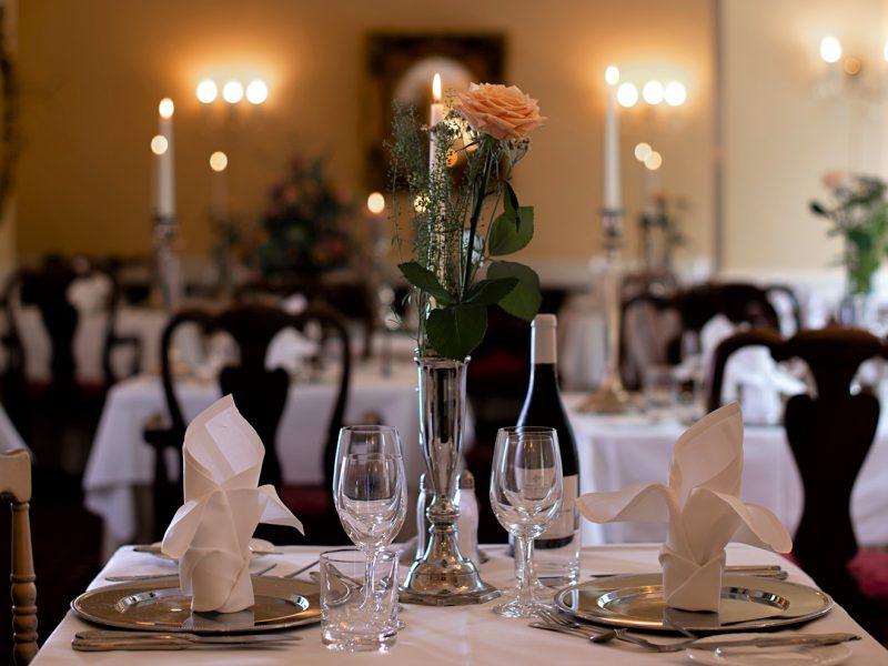 Hvedholm Slotshotel Restaurant