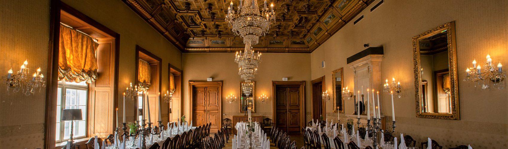 Hvedholm Slot Riddersal