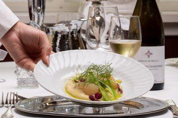 Hvedholm Slot Restaurant